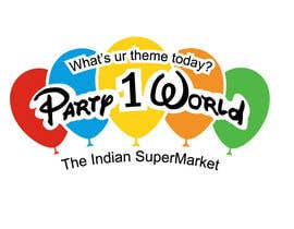 nº 13 pour Party1World needs a CORPORATE Identity LOGO. par Ekaterina5