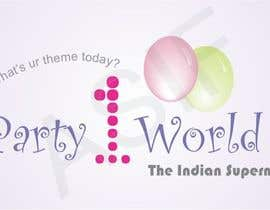 #19 for Party1World needs a CORPORATE Identity LOGO. af kasif20