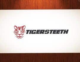 "#18 for Design a Logo for ""TigersTeeth.com"" by Sidqioe"