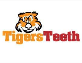 "#2 for Design a Logo for ""TigersTeeth.com"" af iakabir"