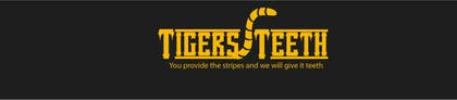 "#5 cho Design a Logo for ""TigersTeeth.com"" bởi creativeartist06"