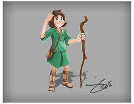 #3 for Character Concept Design af lakbaystudios