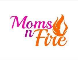 Nro 21 kilpailuun Design a Logo for Moms On Fire käyttäjältä dayak3