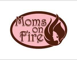 Nro 43 kilpailuun Design a Logo for Moms On Fire käyttäjältä dayak3