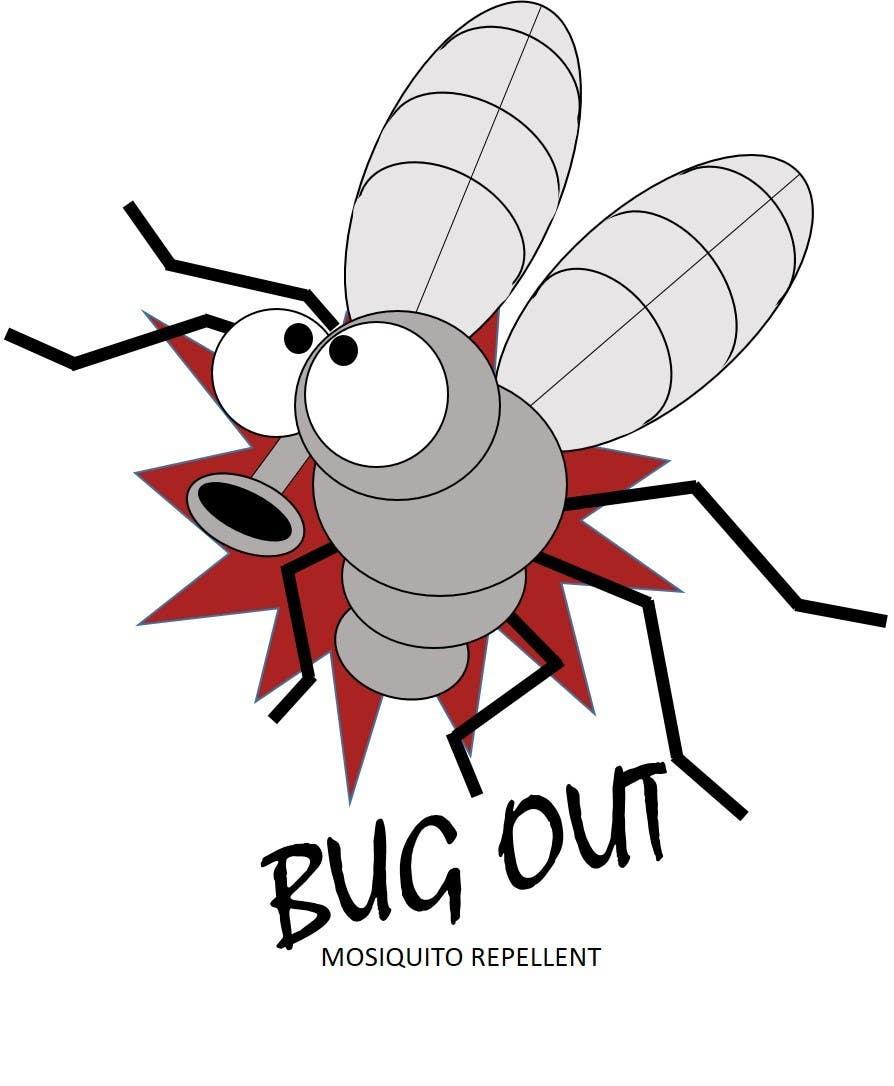 Penyertaan Peraduan #15 untuk Design a Logo for a Mosquito Repellent