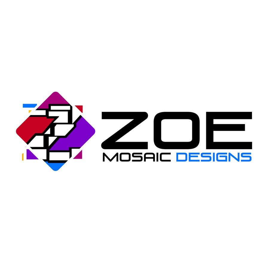 Bài tham dự cuộc thi #27 cho Design a Logo for ZMD Zoe Mosaic Designs LLC
