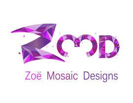 #9 cho Design a Logo for ZMD Zoe Mosaic Designs LLC bởi medokhaled