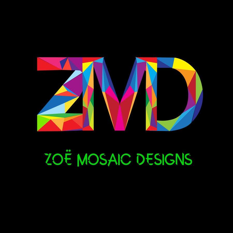 Bài tham dự cuộc thi #30 cho Design a Logo for ZMD Zoe Mosaic Designs LLC