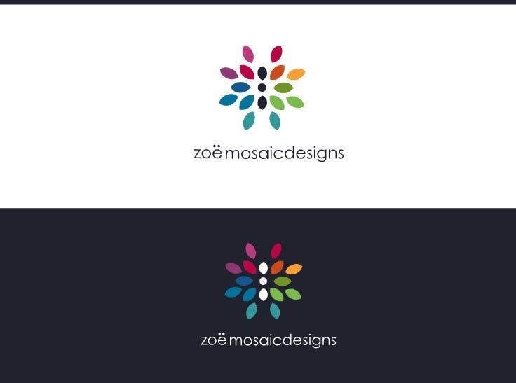 Bài tham dự cuộc thi #28 cho Design a Logo for ZMD Zoe Mosaic Designs LLC