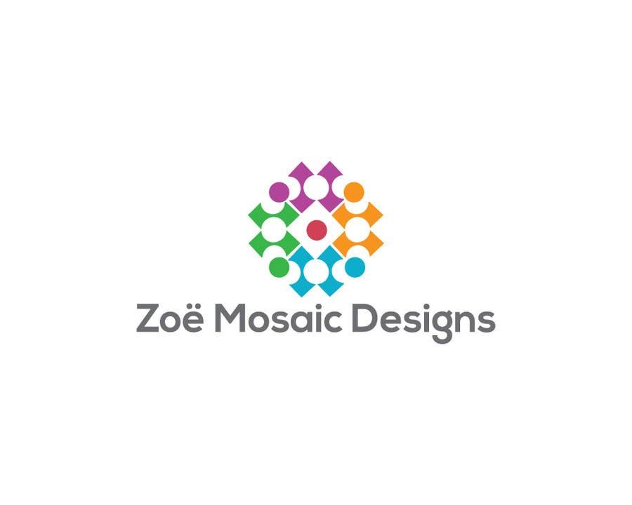 Bài tham dự cuộc thi #23 cho Design a Logo for ZMD Zoe Mosaic Designs LLC