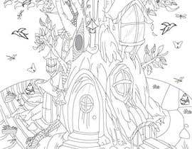 #20 for A Coloring Book of Tree Houses af squash0881