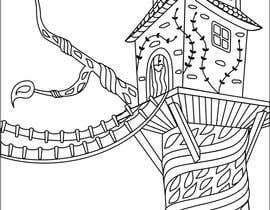 #18 for A Coloring Book of Tree Houses af Millia91