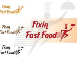 #33 cho Design a Logo and Menu for Fixin Fast Food bởi vivekdaneapen
