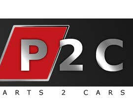 lukaszmagdziarz tarafından Zaprojektuj logo for PARTS2CARS için no 10