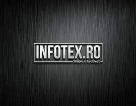 #20 cho Design a Logo for new info portal INFOTEX.ro bởi Syedfasihsyed