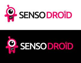 #206 para Design a Logo for Sensodroid company por dpetr