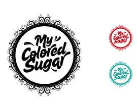 #221 untuk Design a Logo for Colored Sugar Business oleh marijoing