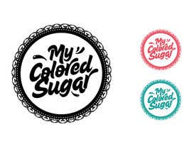 #222 para Design a Logo for Colored Sugar Business por marijoing