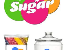 #218 untuk Design a Logo for Colored Sugar Business oleh FlexKreative