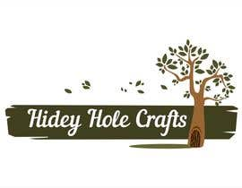 #40 cho Design a Logo for Hidey Hole Crafts bởi BorisBeznosyuk