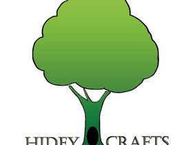 #7 cho Design a Logo for Hidey Hole Crafts bởi damianjadacki