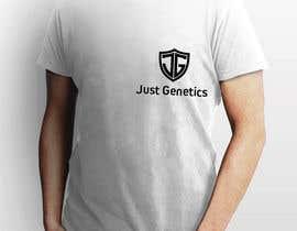 Nro 649 kilpailuun Design a Logo for Just Genetics käyttäjältä brokenheart5567