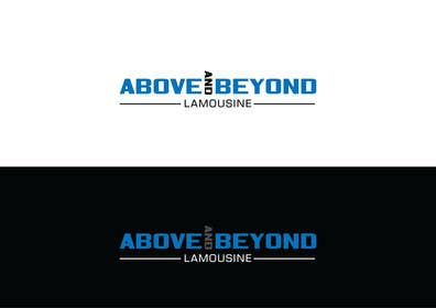 #104 untuk Logo for Above and Beyond Limo oleh affineer