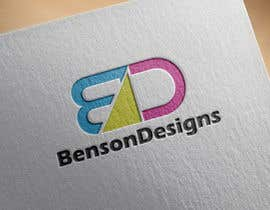 #48 for Design a Logo for bensondesigns by Syedfasihsyed