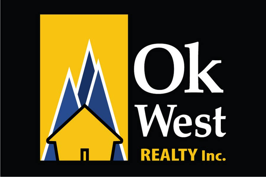 Kilpailutyö #                                        47                                      kilpailussa                                         Logo Design for OK WEST Realty Inc.