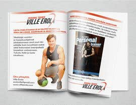 #6 untuk Design an Advertisement for fitness magazine oleh todtodoroff