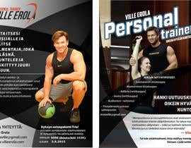 #44 untuk Design an Advertisement for fitness magazine oleh hardikYOLO
