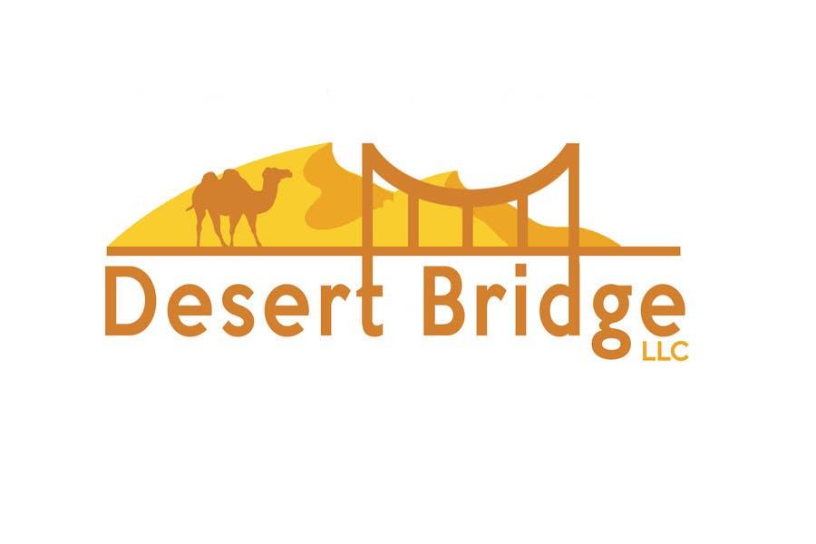 Kilpailutyö #29 kilpailussa Design a Logo for  Desert Bridge LLC