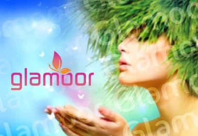 """Nro 111 kilpailuun Logo for """"Glamoor"""", a home air freshener. käyttäjältä SergiuDorin"""