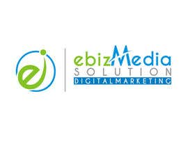 #50 para Design a Logo for ebiz Media Solution por gssakholia11