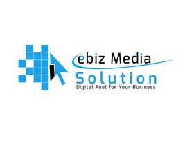 #64 para Design a Logo for ebiz Media Solution por hics