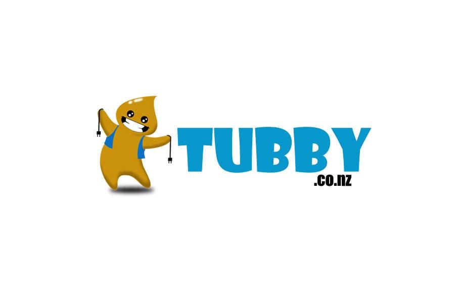 Kilpailutyö #33 kilpailussa Logo Design for Tubby