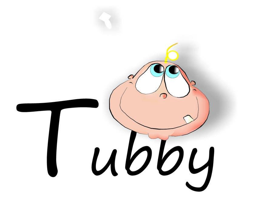 Kilpailutyö #123 kilpailussa Logo Design for Tubby