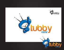 nº 98 pour Logo Design for Tubby par sankalpit