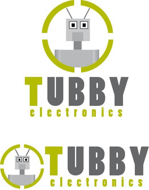 Kilpailutyö #71 kilpailussa Logo Design for Tubby