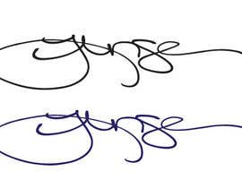 #5 for Need signature vectorised by SujitGorai