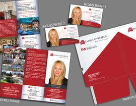 teAmGrafic tarafından Design Business Card, Tri Fold and presentation folder. için no 20