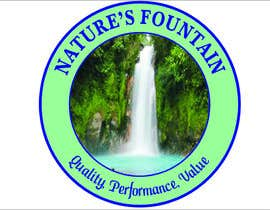 #10 for Design a Logo for Natures Fountain by asnads