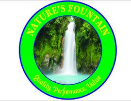 #12 for Design a Logo for Natures Fountain by asnads