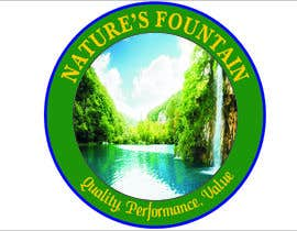#23 for Design a Logo for Natures Fountain by asnads
