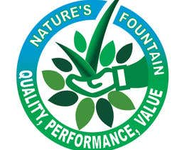 #9 for Design a Logo for Natures Fountain by apu25g