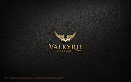 #135 for Design a Logo for Valkyrie Partners af thelionstuidos