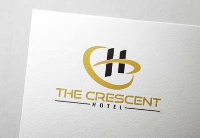 shitazumi tarafından Update company logo for The Crescent Hotel için no 324