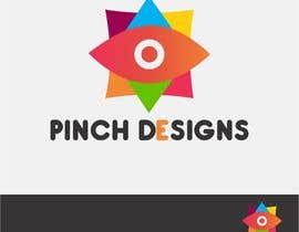 Nro 17 kilpailuun Design a Logo for Pinch Designs käyttäjältä weblionheart