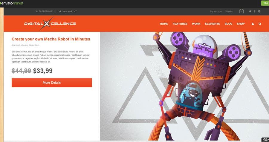 Kilpailutyö #71 kilpailussa Design a Logo for Digital-X-Cellence marketing agency
