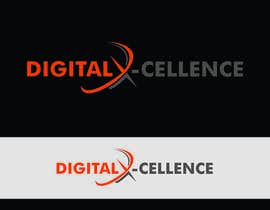 #57 for Design a Logo for Digital-X-Cellence marketing agency af hashimali94